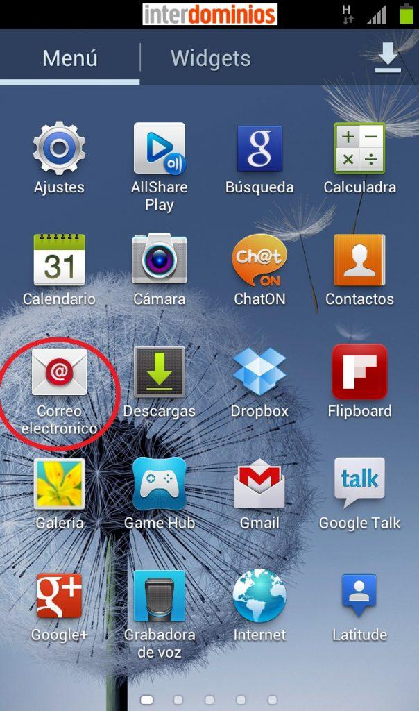 ¿Cómo configurar tu correo eléctronico en Android?