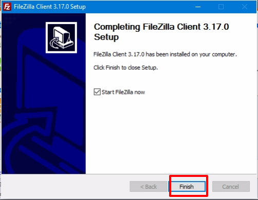 FileZilla Client Download7