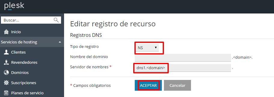 dnspersonalizada1