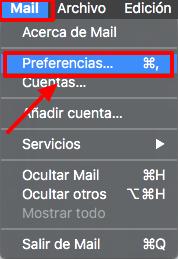 ¿Cómo configurar el correo en Mail de Apple MacOS?