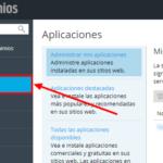 Instalar WordPress en Panel Plesk