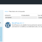 Instalar wordpress panel plesk 4