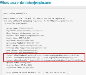 Traslado de dominio .com a Interdominios desde otro proveedor
