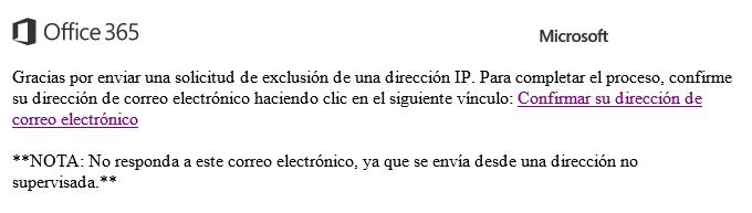 Correo de Microsoft
